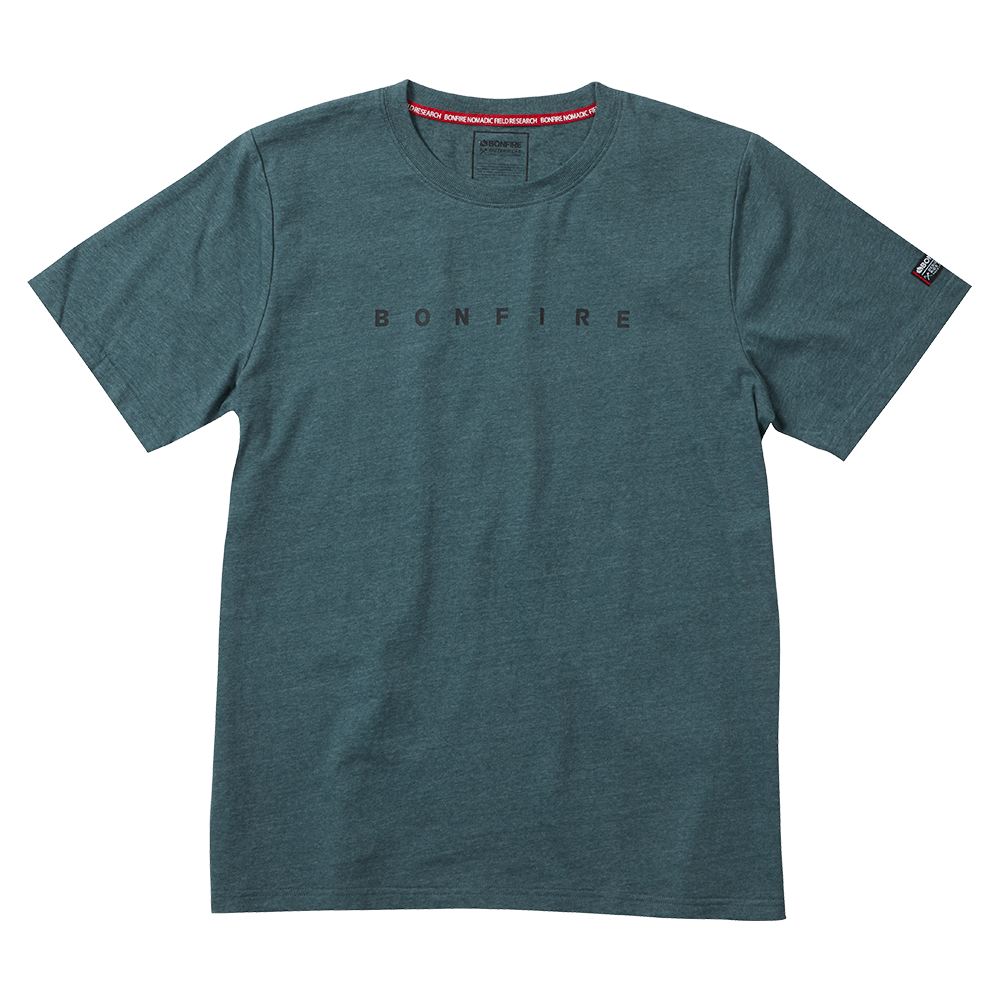 BNFR CAMP LOGO S-TEE