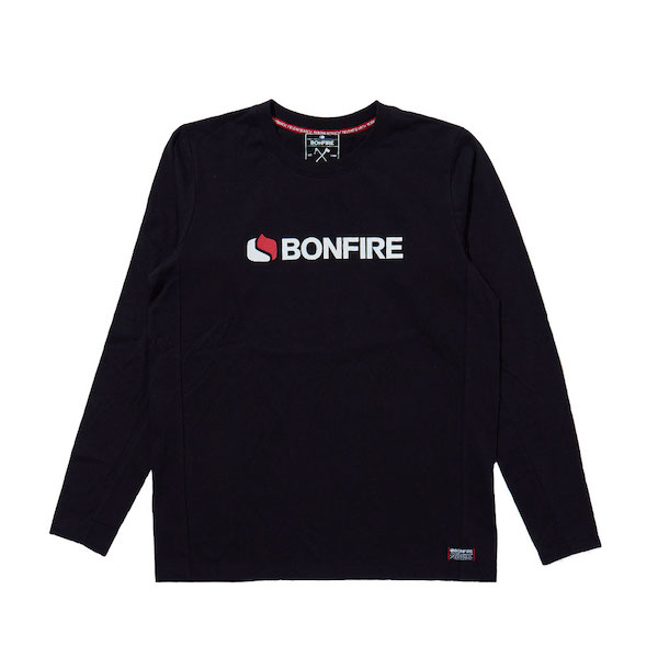 BNFR LOGO L/S TEE