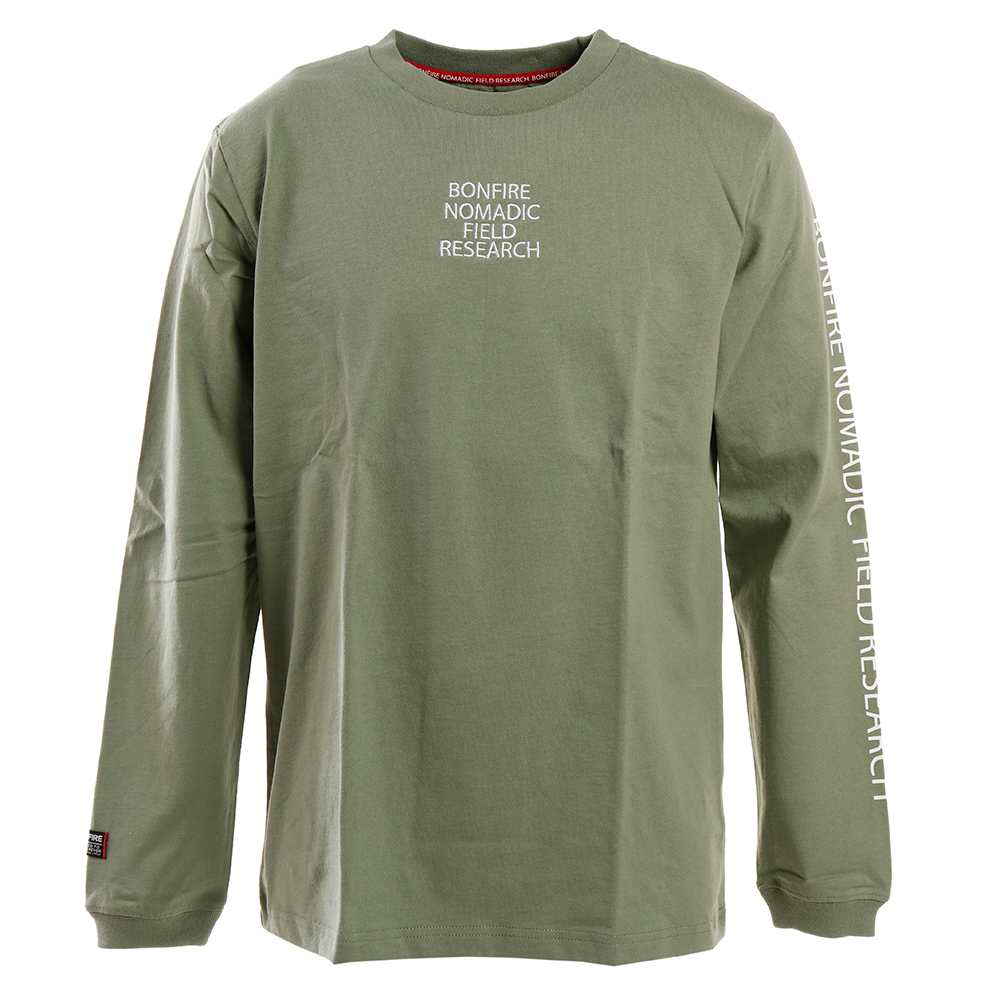 BNFR SLV LS TEE