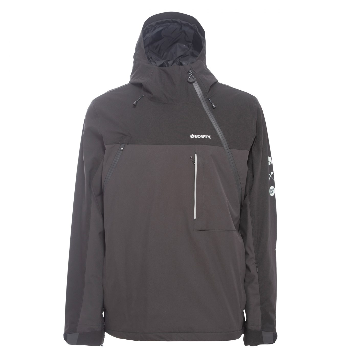 BETA ZONE MAPPED TECHNOLOGY PULLOVER