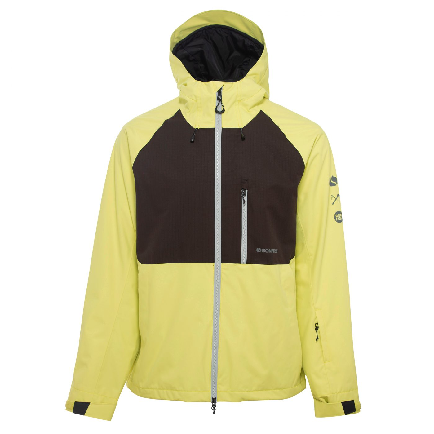 PYRE SHELL JACKET